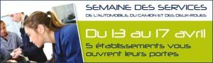 SEMAINE DES SERVICES