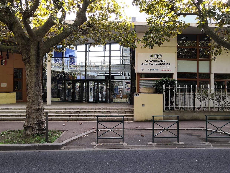 CFA AFORPA Jean Claude Andrieu