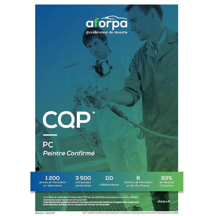 CQP PC - Peintre Confirmé